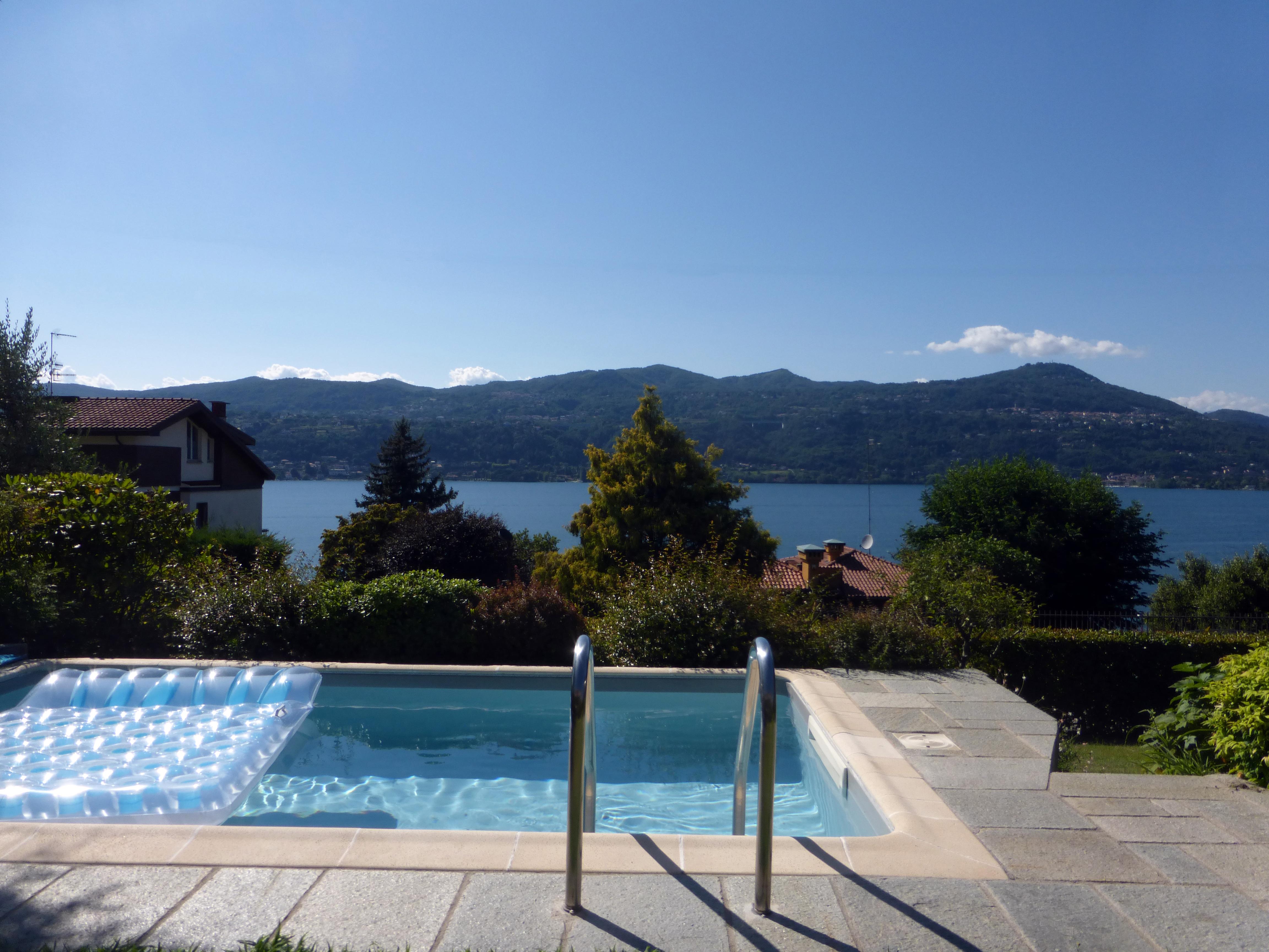 Villa vista Lago Maggiore – Ranco (VA)